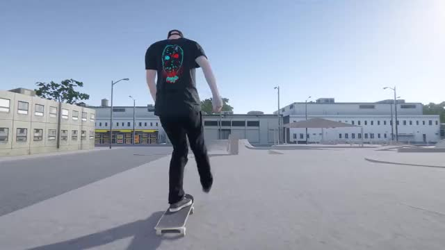 Watch and share Skate Xl GIFs on Gfycat