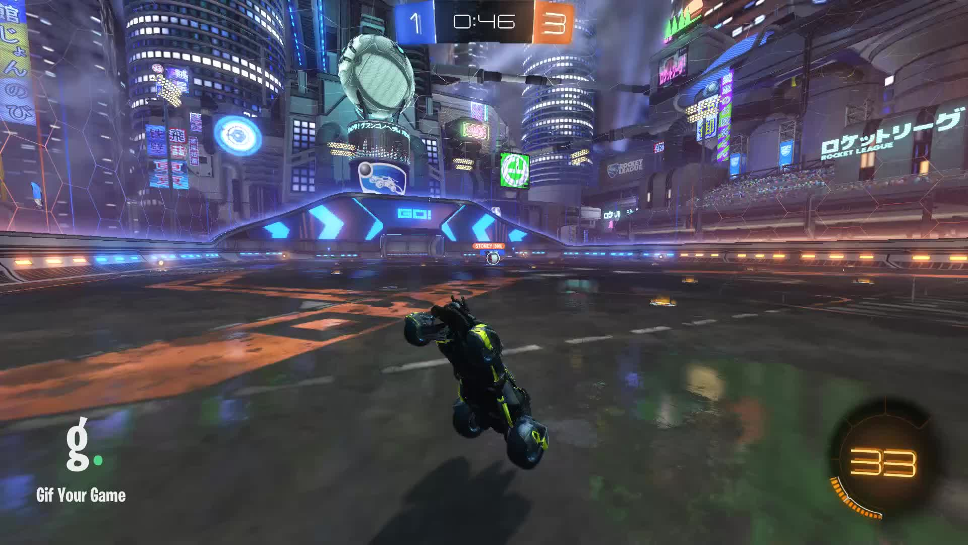 Assist, Dilweed [D33], Gif Your Game, GifYourGame, Rocket League, RocketLeague, Assist 4: Dilweed [D33] GIFs
