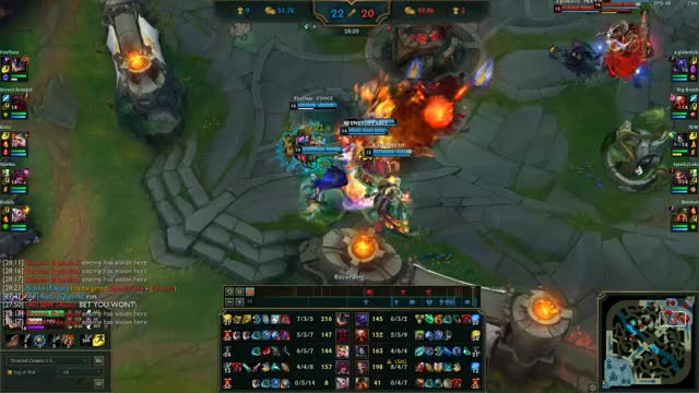 Watch and share Rumble Penta #3 GIFs on Gfycat