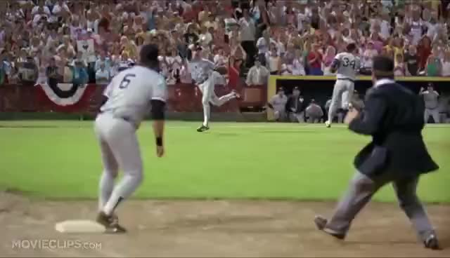 Watch and share Baseball GIFs and Movies GIFs on Gfycat