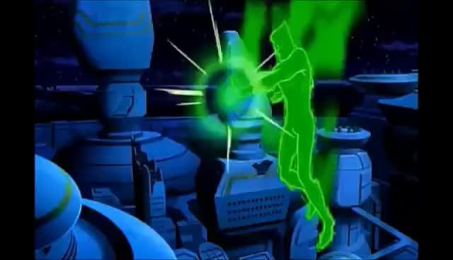Watch and share Green Lantern Kills Sinestro GIFs on Gfycat
