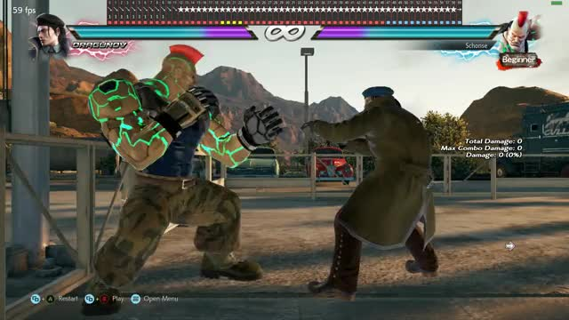 Watch and share Tekken GIFs by shoufe on Gfycat