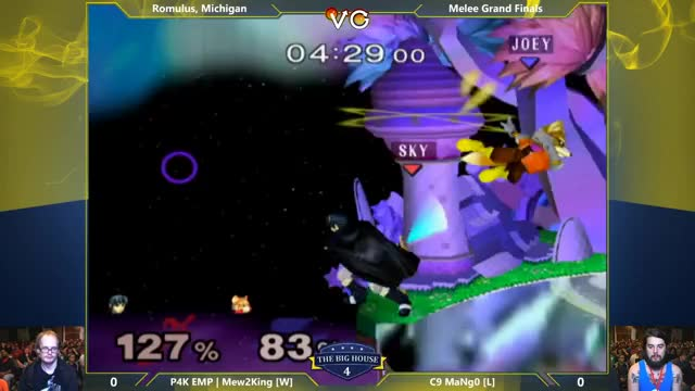 Mew2King phantom hit
