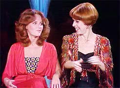 Watch and share Carol Burnett GIFs and Madeline Kahn GIFs on Gfycat