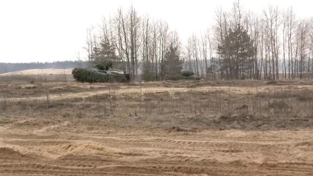 Watch German Military Exercise in Lithuania GIF on Gfycat. Discover more related GIFs on Gfycat