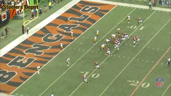 Watch and share Presnap-bengals-2 GIFs on Gfycat