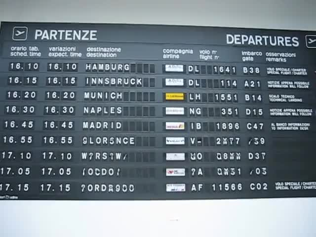 Watch and share Train Board At MOMA GIFs on Gfycat