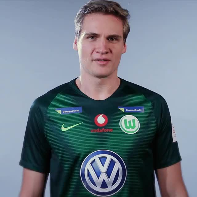 Watch and share BS ThumpsUp GIFs by VfL Wolfsburg on Gfycat