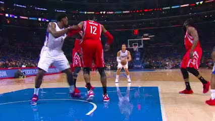 Watch and share Blake Griffin, Los Angeles Clippers GIFs by Off-Hand on Gfycat