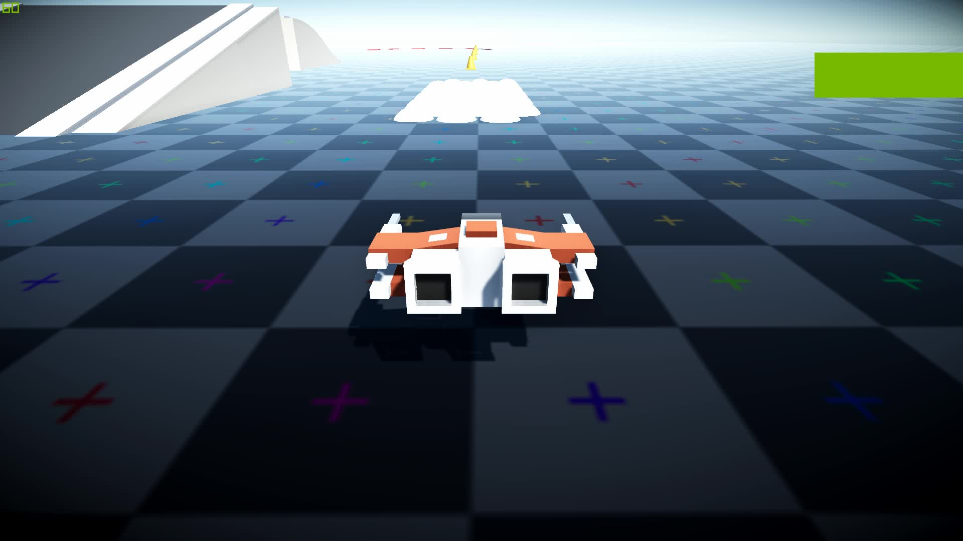 Hover, Prototyping, Raycast, Unity3D, Unity3D Raycast Hover Physics GIFs