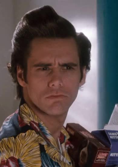 Watch and share Post Ace Ventura Yes Satan PU GIFs on Gfycat