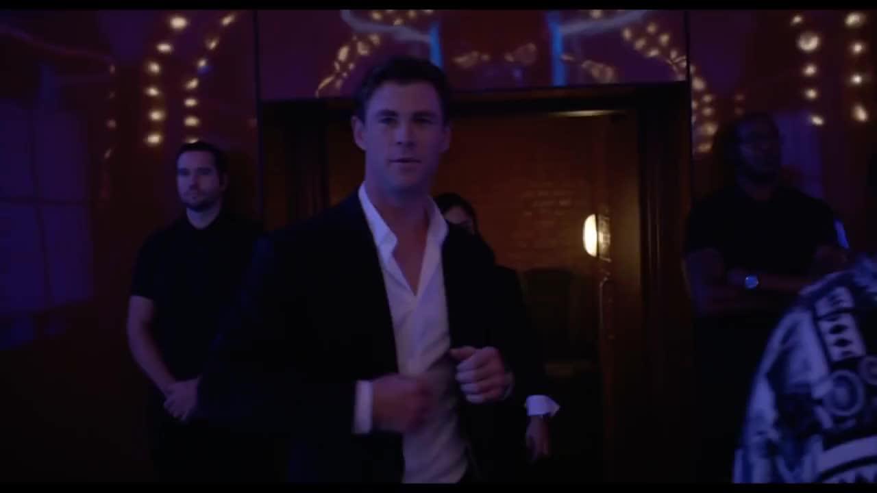 Aliens, Reboot, aliens, reboot, tessa thompson, 'Men in Black: International' Official Trailer (2019) | Chris Hemsworth, Tessa Thompson GIFs