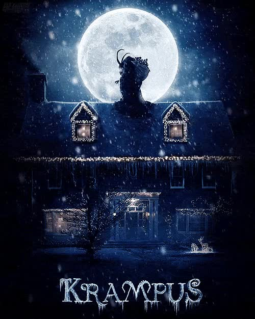 Watch and share Krampus GIFs on Gfycat