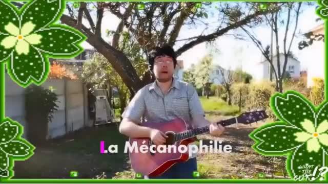 Watch and share WTC - Antoine Daniel - La Mécanophilie - Wtc #36 GIFs on Gfycat