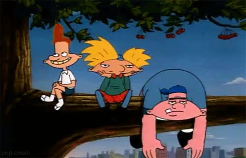 Watch and share Gerald Hey Arnold GIFs on Gfycat