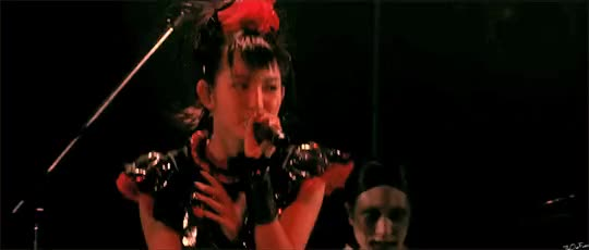 Watch su GIF by Tanksenior (@tanksenior) on Gfycat. Discover more BABYMETAL, Su-Metal GIFs on Gfycat
