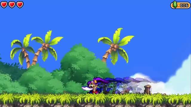 Watch and share Shantae GIFs on Gfycat