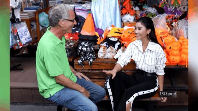 Huỳnh Mai Cát Tiên: Người đẹp Ba chọn của The Look và những bí mật lần đầu mới kể