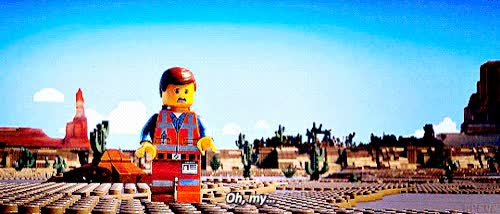 Watch and share Lego Movie GIFs on Gfycat