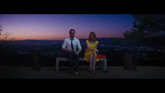 "Watch La La Land - ""A lovely night"" scene - 1080p GIF on Gfycat. Discover more 1080p, LaLaLand, la GIFs on Gfycat"