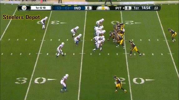 Watch and share Davis-colts-1 GIFs on Gfycat