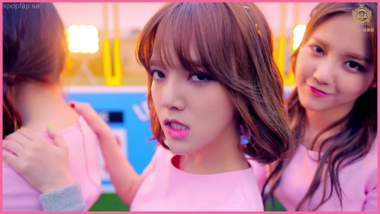 Joy, Red Velvet, kpop, shinjimin, AoA Jimin - Tounge twister (reddit) GIFs