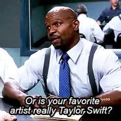 Watch and share Taylor Swift GIFs and Terry Crews GIFs on Gfycat