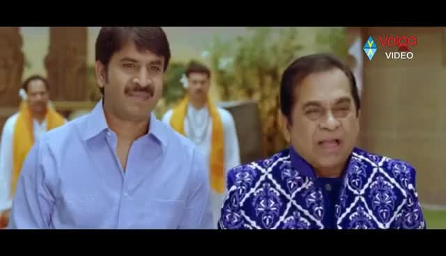 Watch and share Attarintiki Daredi Comedy Scenes || Brhamanandam Meet To Attapur Baba - Pawan Kalyan GIFs on Gfycat