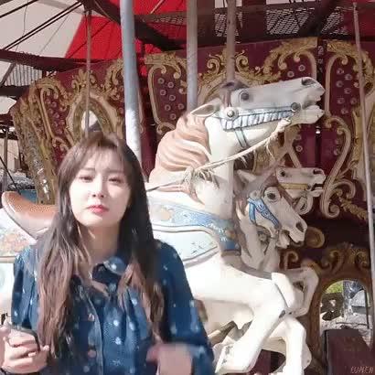 Watch and share 아이즈원 강혜원 GIFs on Gfycat