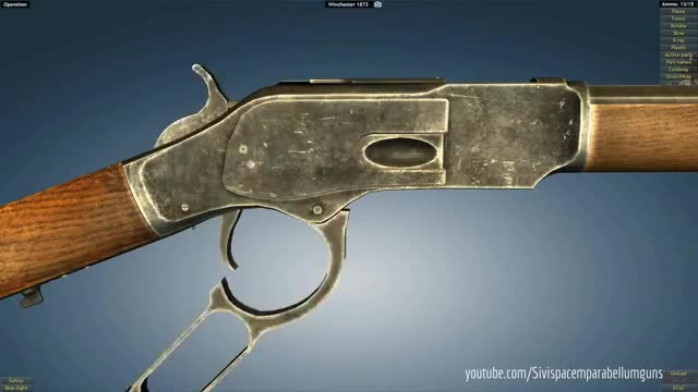 Watch and share How A Winchester 1873 Works GIFs on Gfycat