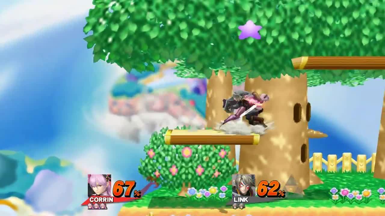 Replays, Super Smash Bros., crazyhand, Big Jump GIFs