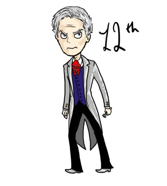 Watch and share 12th Doctor (gif) By TheBlackFalcon GIFs on Gfycat