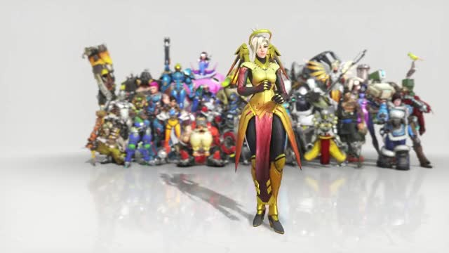 Watch and share Overwatch GIFs and Hustle GIFs by Twitch.tv/DJXyanyde on Gfycat