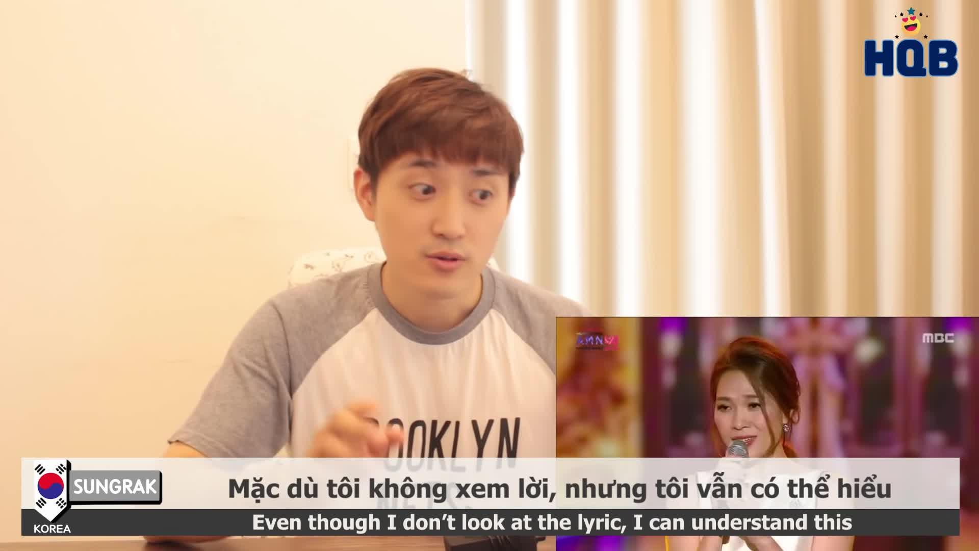 Clip: Khoảnh khắc Á  Ố của fan quốc tế khi xem Người hãy quên em đi phiên bản Hàn của Mỹ Tâm ảnh 2