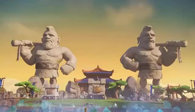 Watch and share Clash Royale: BACK IN MY DAY! (Our ONE YEAR Anniversary!) GIFs on Gfycat