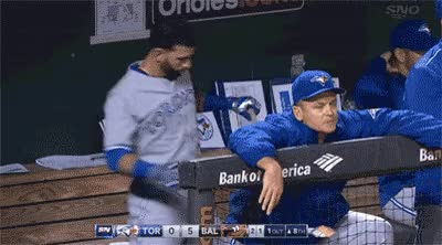 Watch and share Blue Jays GIFs on Gfycat