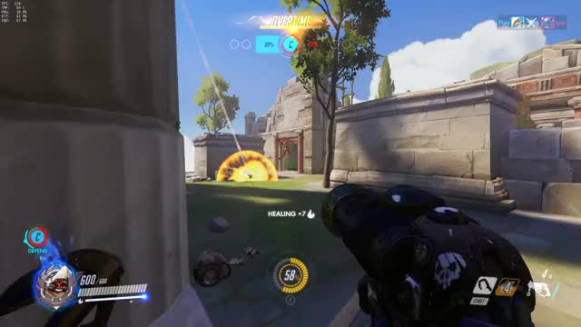 Watch and share Overwatch GIFs and Roadhog GIFs by jeepeegee on Gfycat