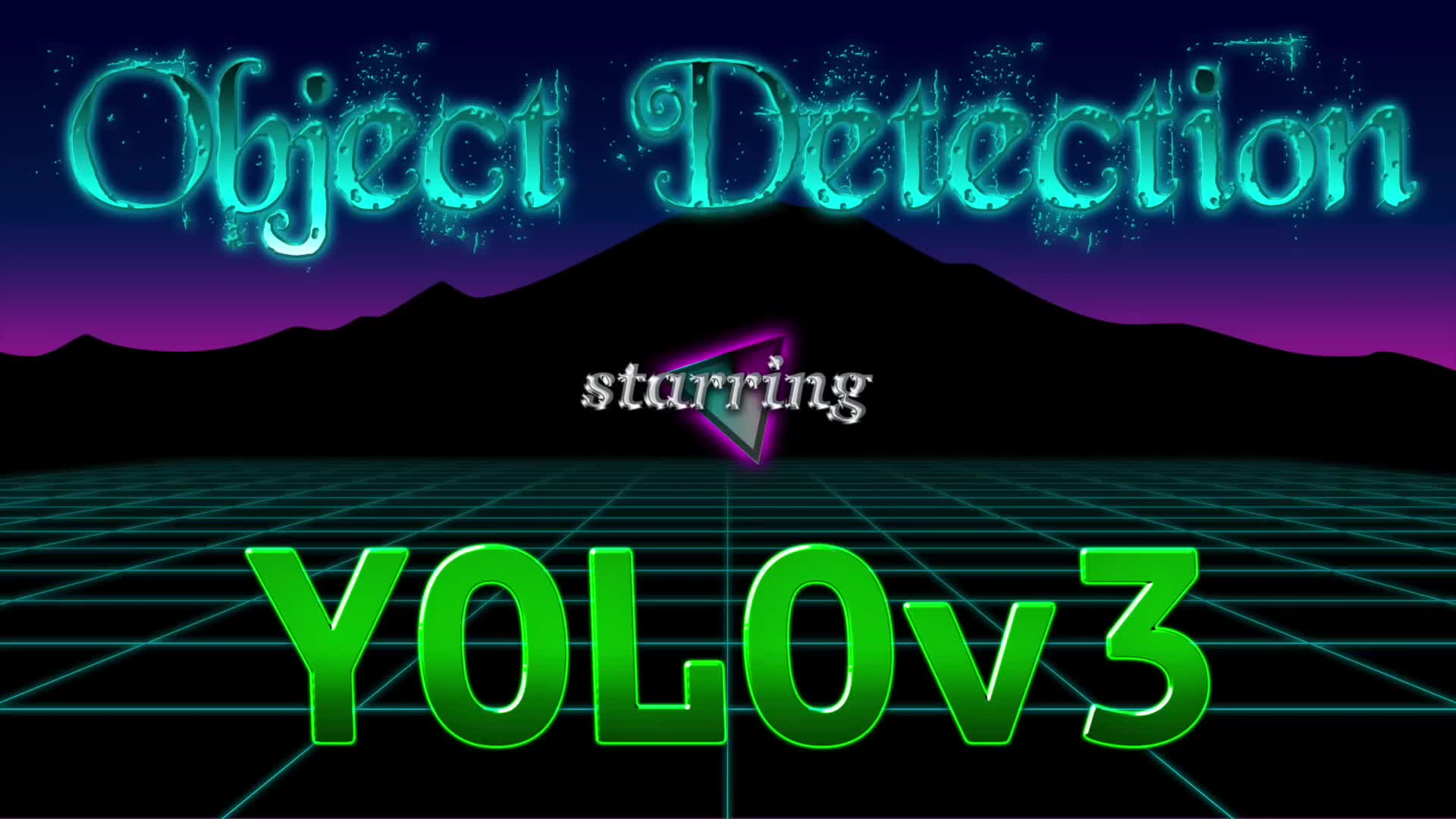 how to make yolo object detection