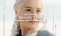 Watch and share Daenerys Targaryen GIFs and Arya Stark GIFs on Gfycat