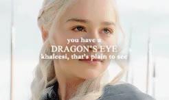 Watch and share Daenerys Targaryen GIFs and Arya Stark GIFs on Gfycat