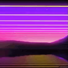 Watch and share Vapor Wave Neon GIFs on Gfycat