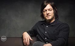 Watch and share Big Bald Head GIFs and Norman Reedus GIFs on Gfycat