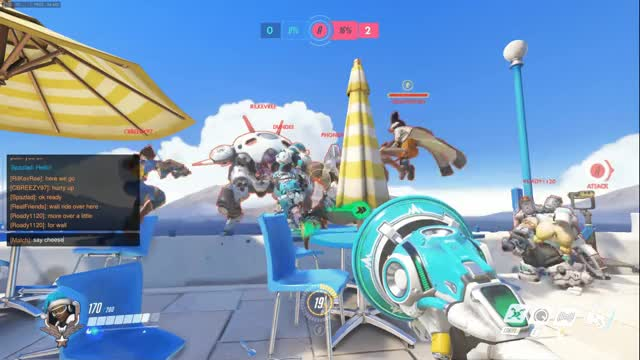 Watch this GIF on Gfycat. Discover more GamersBeingBros, Overwatch GIFs on Gfycat