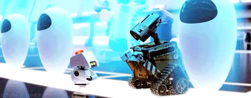 Watch and share Wall E GIFs on Gfycat