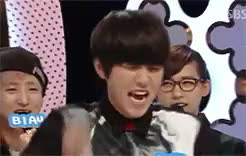 Watch and share Lee Sandeul GIFs and B1a4 GIFs on Gfycat