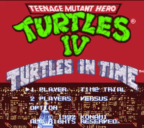 Watch and share Turtles In Time GIFs and 16bit GIFs on Gfycat