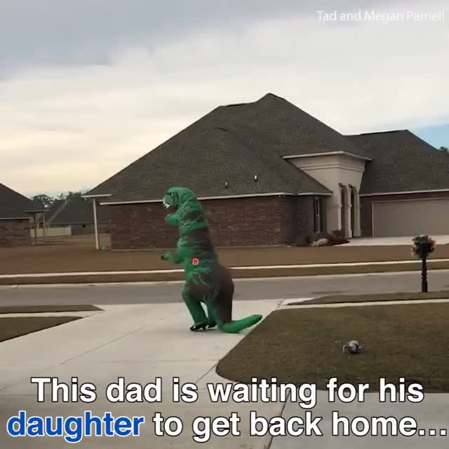 Watch and share What A Dad! GIFs by LimeLights  on Gfycat
