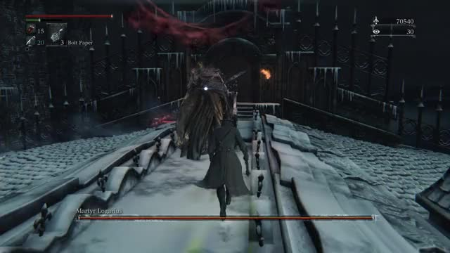 Watch and share Bloodborne™ 20171213191228 GIFs on Gfycat