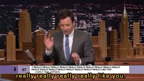 Watch and share Carly Rae Jepsen GIFs and The Tonight Show GIFs on Gfycat