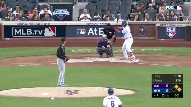 Watch and share Colorado Rockies GIFs and New York Mets GIFs on Gfycat